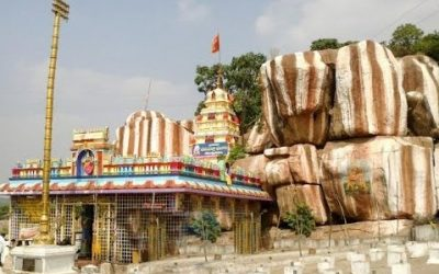 Edupayala Temple   Jatara